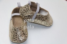 50pairs/lot Leopard ballet dress shoes