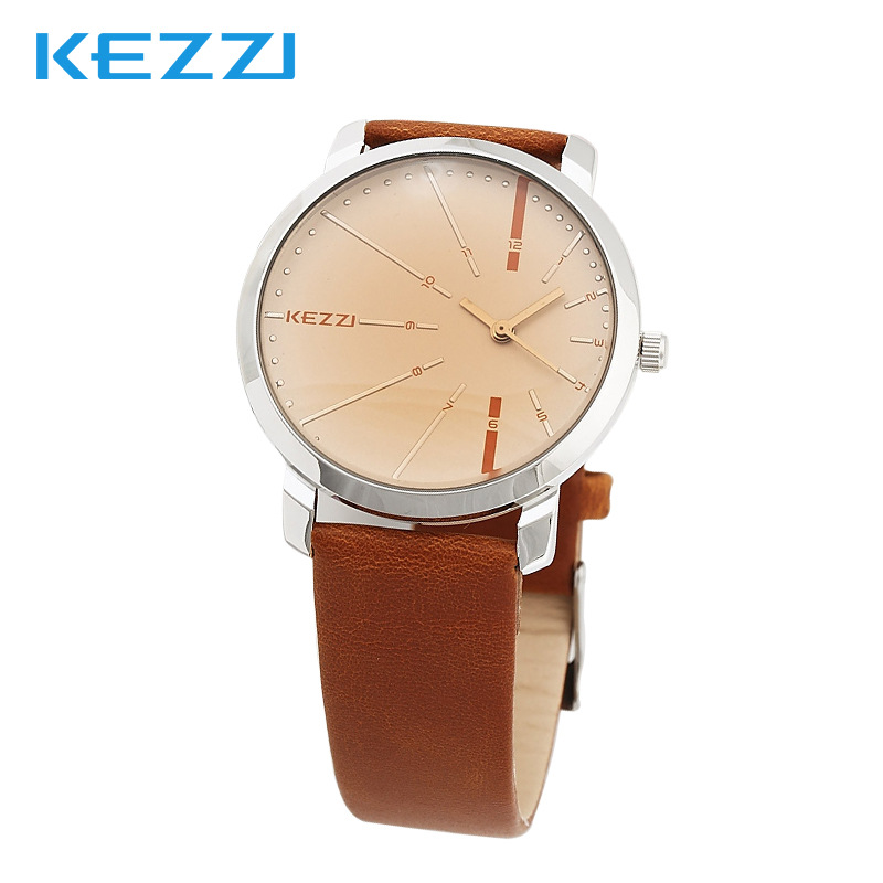 Hongkong /KEZZI Ke purple brand manufacturer direct wholesale wholesale watches belt retro lovers in the table<br><br>Aliexpress