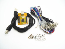 Arcade Game Controller USB Interface PCB Kit for PC (MAME) / PS3 (China (Mainland))