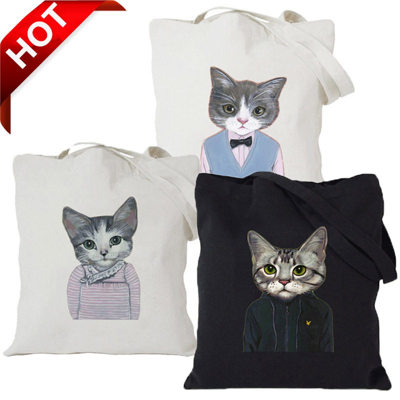 Popular Cat Book Bag-Buy Cheap Cat Book Bag lots from China Cat ...