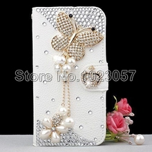 Buy Elegant Butterfly Bling Crystal PU Leather Case ASUS X014D Zenfone Go 2016 ZB452KG GOX014D ZB ZB452 452 452KG KG for $7.27 in AliExpress store