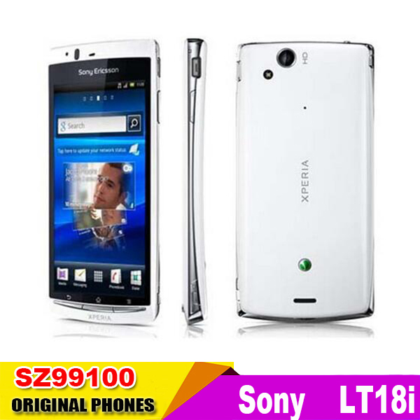 Original Sony Ericsson Xperia Arc S LT18i Cell phone Android 3G WIFI A-GPS 4.2 TouchScreen 8MP refurbished(China (Mainland))