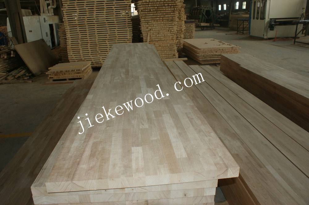 Solid Wood Countertops : Chinese walnut finger jionted solid wood worktops kitchen