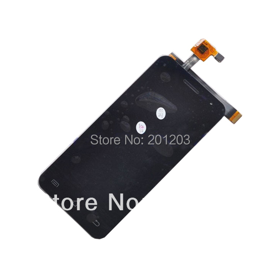 Original G2S LCD Display Touch Screen display Replacement Assembly JIAYU Pane digitizer white / black color