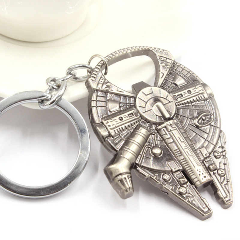 2016 New Fashion Bottle Opener Keychain Wall Beer Opener Ring Kitchen Tool(China (Mainland))