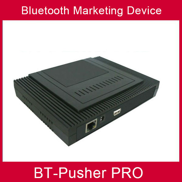 BT-Pusher PRO proximity bluetooth mobiles marketing device(zero cost advertising your shop anytime,anywhere)(China (Mainland))