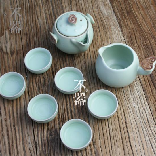 Tea set piece set