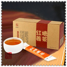 180g 15 Small Bags Green Chinese Coffee High Quality Brown Sugar Ginger Tea Quick Weight Loss