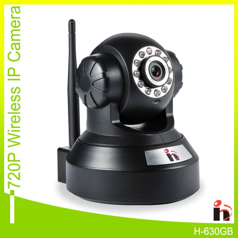 H Free Ship P2P IP Camera 720P HD Wifi Wireless Baby Monitor PTZ Security Camera ONVIF Cloud Night Vision Micro SD Card Wi fi(China (Mainland))