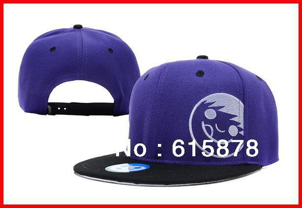 Neff Corpo Snapback Caps Purple Blank Men's Popular Adjustable Hats Wholesale&Dropshipping(China (Mainland))