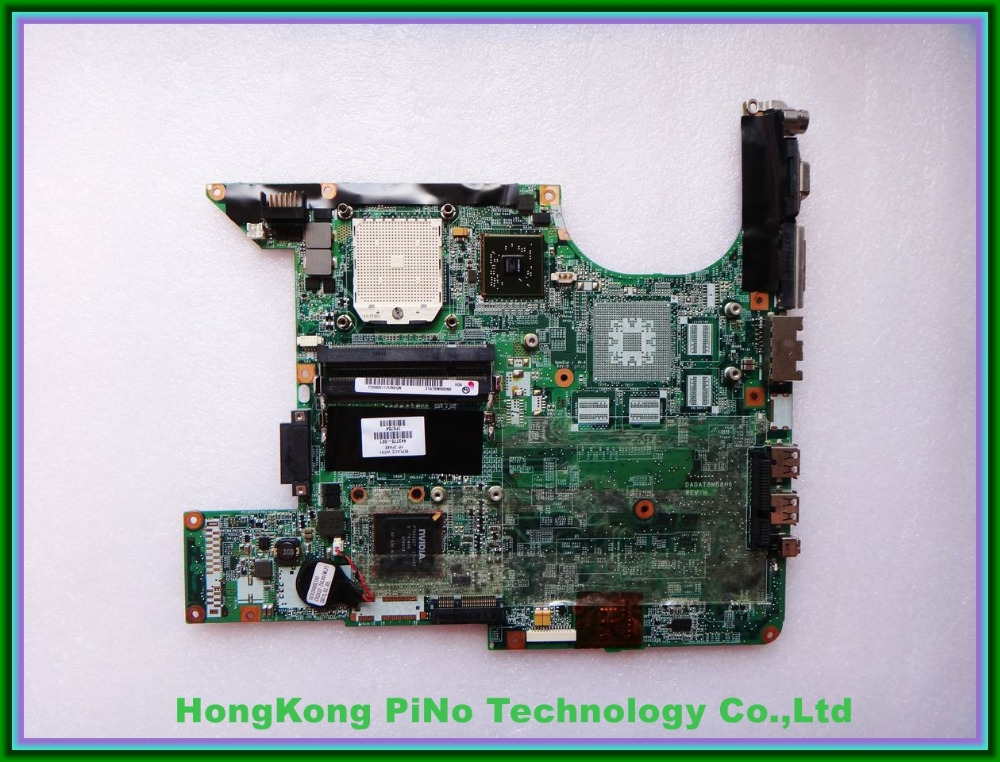Top Quality For HP PAVILION DV6000 Laptop motherboard 443775-001 Tested Good(China (Mainland))
