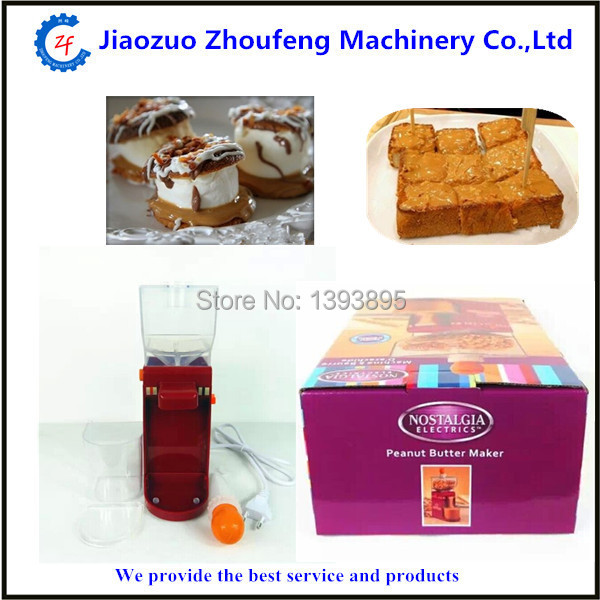 Automatic peanut butter making equipment for sale in beautiful shape(China (Mainland))