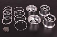 5B CNC juego de ruedas de Metal TS-H85129 para piezas de baja, astilla y naranja elija con el envío gratis