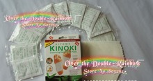 2pic lot Detox Foot Patch China Medicament to lose weight cure fatigue No side effiects Without