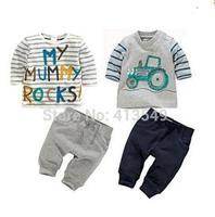 Комплект одежды для мальчиков Brand 2015 44