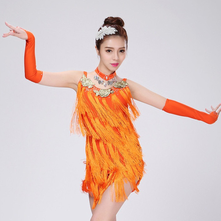 Ballroom dance competition costumes promotion shop for promotional