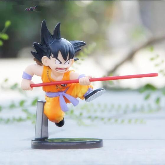 Buy Cute Anime Dragon Ball Sun Goku PVC Action Figure