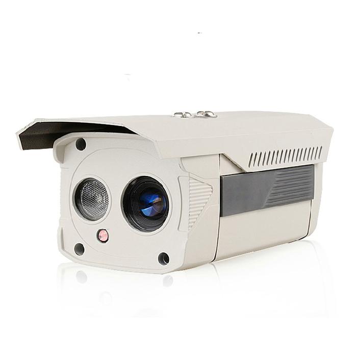 Metal outdoor AHD 720P HD 1MP CCTV night vision security cameras 1IR lights(China (Mainland))