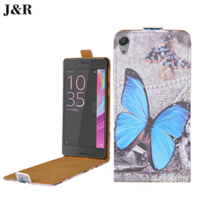 Cover Sony Xperia E5 PU Leather case (F3311)LTE(SI1302-8958) Phone Bag &Protective Print - ShenZhen J&R Technology Co.,Ltd. store