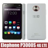 Original 5 inch Elephone P3000 P3000s MTK6592 Octa Core 1.7GHz 4G LTE Cell Phones Dual SIM Dual Camer 13.0 MP NFC OTG GPS WCDMA