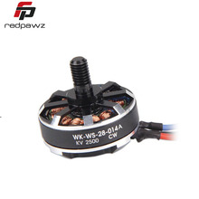Original Walkera F210 RC Helicopter Quadcopter spare parts and Accessories CW / CCW Brushless Motor for F210 Racing Drone