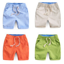2016 Summer New font b Boys b font Pants Fashion Casual Cotton Children s font b