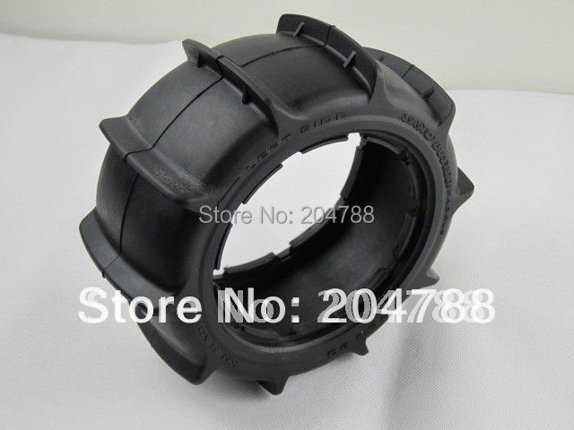 Sand Tire off road Wheels/Tires(Rear) Left, free shipping(China (Mainland))
