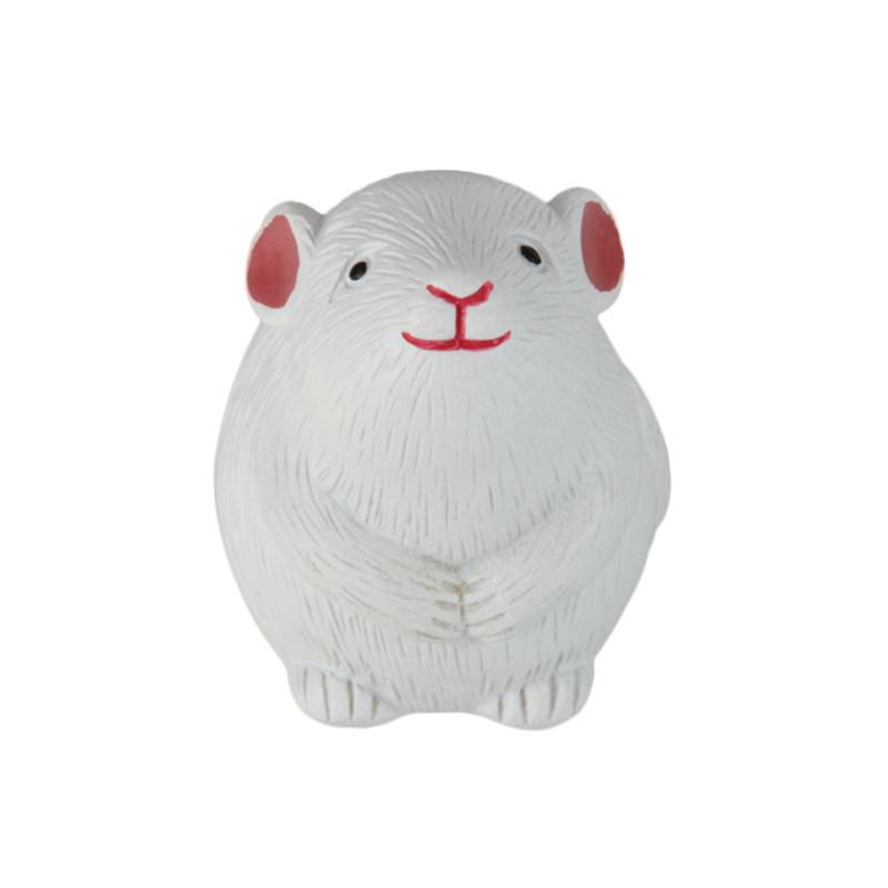 Starz 12 Symbolic Mouse Zodiac Animals Resin Models Figures Cute Chinese Style Mini Version Toys Best Gift(China (Mainland))
