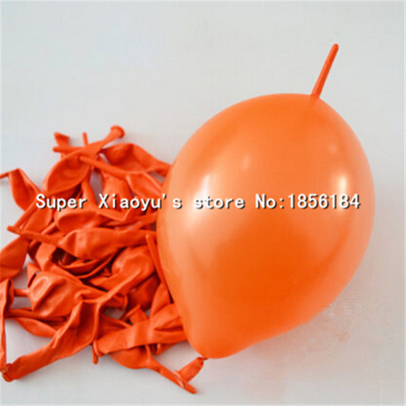 1.3g Orange Metallic Color Balloons Inflatable Toys 6'' 100% Latex 50Pcs\Lot Decoration Anniversaire Ball(China (Mainland))