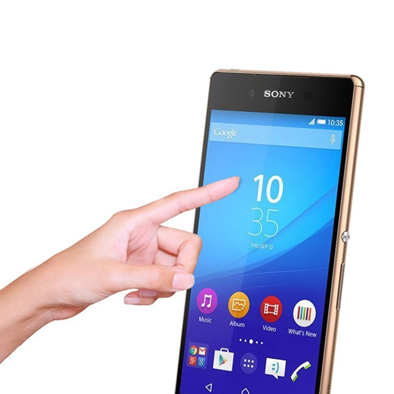 9H 0.3MM Screen Protector Explosion Proof Premium Tempered Glass Film for Sony Xperia Z Z4 Z5 Z2 Z3 Compact