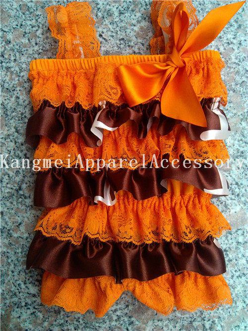 Halloween Lace Petti Rompers 240pcs/lot<br><br>Aliexpress