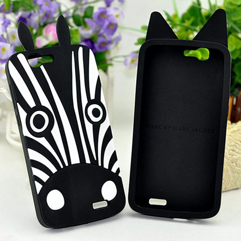 Cute Carcasas Huawei Ascend G7 Cover Case Zebra Dog Fundas Para For Huawei Ascend G7 C199 Cover Original Phone Cases 3D Silicona(China (Mainland))