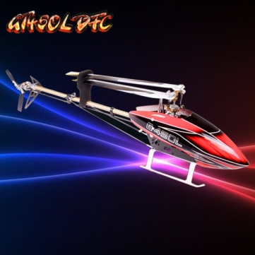 Gartt GT450L DFC Torque Tube Version RC Helicopter Fits Align Trex(China (Mainland))