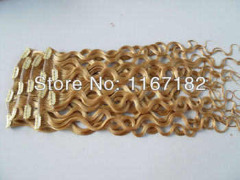 the best indian hair extensions sufaya hair products body wave clip in hair weaves 9 pcs 14 -24 inches blonded 613#color