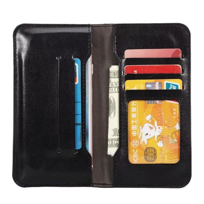 For Allview P5 Life Wallet Case Pouch Universal 4.0-4.7 Inch PU Leather Card Slot Luxury Phone Bags Cases cover(China (Mainland))