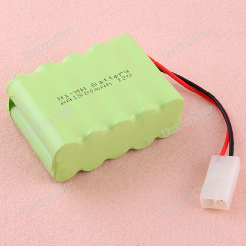 factorysale Practical New AA 12V 1800MAH Ni-MH Rechargable Battery Pack #3 High Quality(China (Mainland))