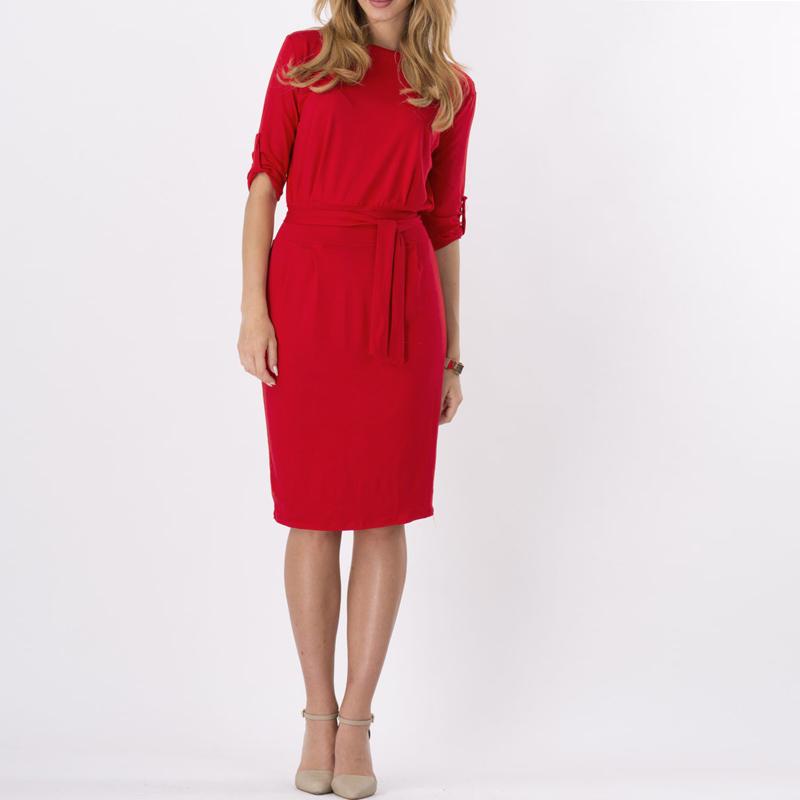 9 цвета 2015 летний женщины повязки ну вечеринку клуб платье Большой размер Vestidos половина рукава свободного покроя работа в офисе элегантный миди платье карандаша