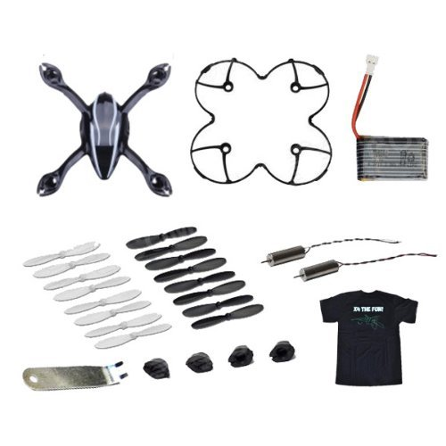Hubsan X4 H107 H107L RC Quadcopter Spare Parts Value Pack H107-A18 shirt Size L(China (Mainland))