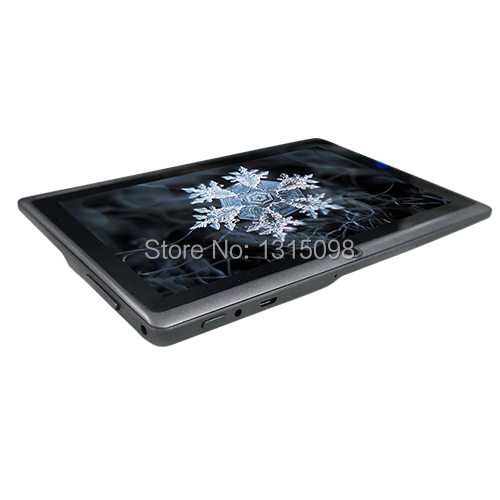 7 inch Yuntab tablet Q88 A33 with retail package Allwinner A33 Android 4 4 512MB 8GB
