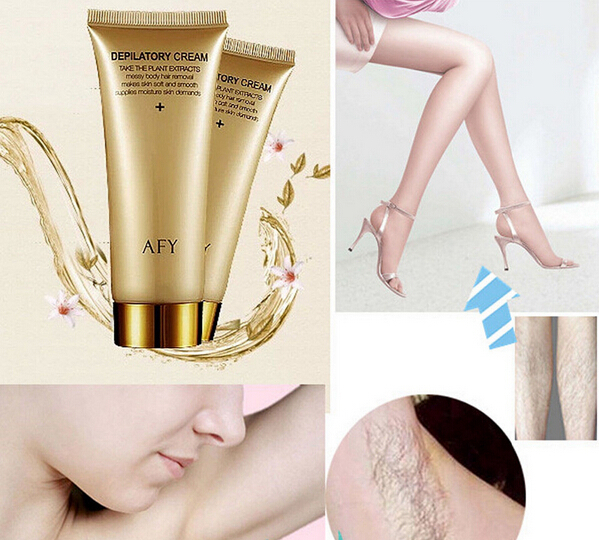 Bikini Treatment Hair Removal Cream for Leg Pubic Hair Armpit Bikini Pudendal Depilatory(China (Mainland))