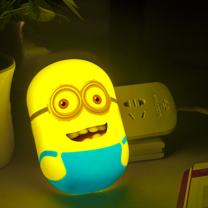 new arrival despicble me the minions led night light light