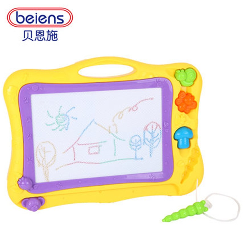 ABS Kids Magnetic Drawing Board Multi Color Magnet Seal Sketcher Doodle Writing Painting Children Early Education<br><br>Aliexpress