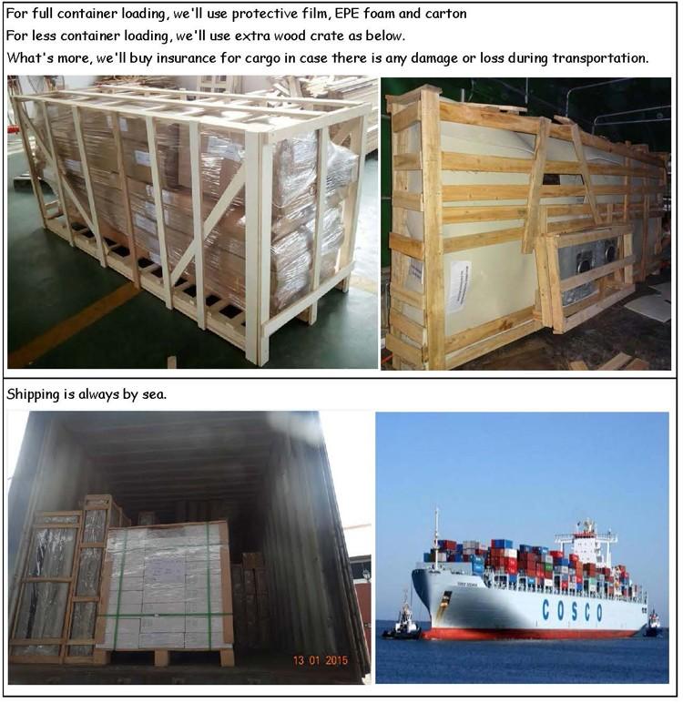 Природа твердые деревянные кухонные шкафчики - 11.11_Double 11_Singles Packing & Shipping