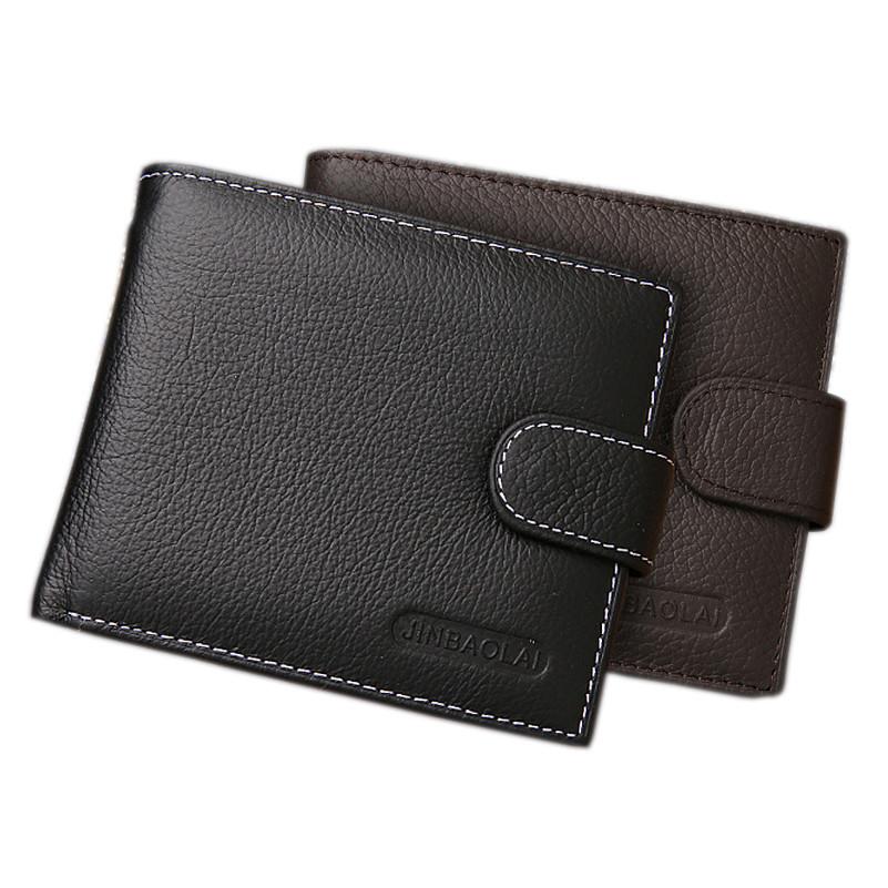 100% натуральная кожа бумажник мужчины клип теплые бумажник мужчины 2015 бренд кошелек монета муфты мужская портмоне мешок короткие бумажник мужчины