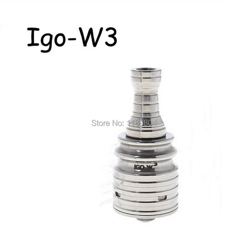 New Hot Rebuildable IGO W3 Dripping Atomizer fit 510 thread battery mechanical mod RDA vaporizer for sale alibaba express<br><br>Aliexpress