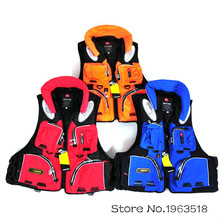 2016 >8 Years Special Offer Real Men >8 Years Drifting Life Jacket Fishing Anglers Vest High Buoyancy (China (Mainland))