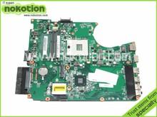 Buy DA0BLBMB6F0 Toshiba L755 Laptop Motherboard Intel hm65 ddr3 A000080670 REV F0 Mainboard free for $55.46 in AliExpress store