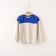 Clearance Discount Boys Sweatshirt Hoodies Cotton Fleece Sweatshirt Girls Longs Sleeved Children Outfit