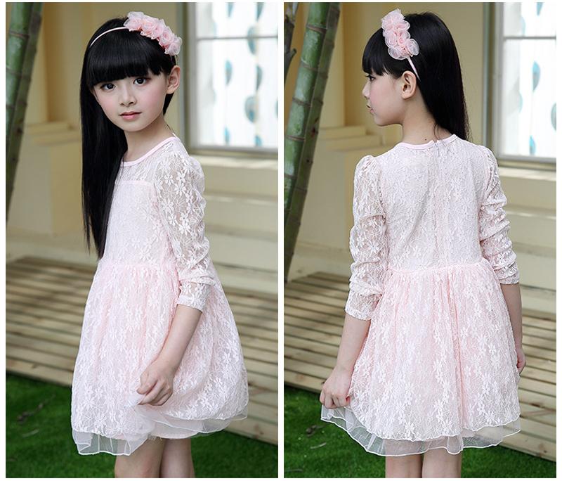 robe dentelle blanche fille la mode des robes de france. Black Bedroom Furniture Sets. Home Design Ideas