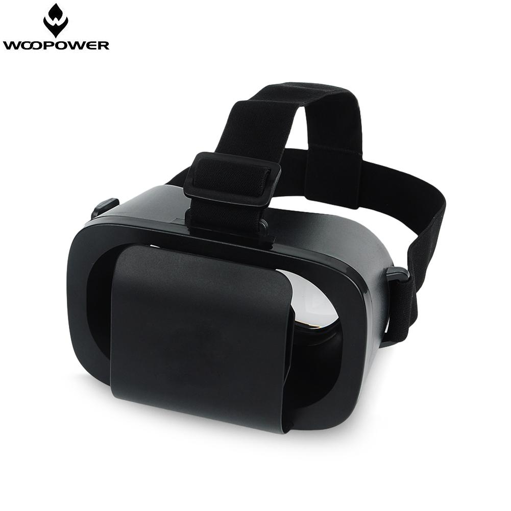 Woopower Newest Professional VR BOX 3D Glasses VRBOX Version Virtual Reality 3D Video Glasses Support Android & IOS & PC(China (Mainland))